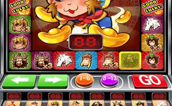 Asian Challenge Slot Machine