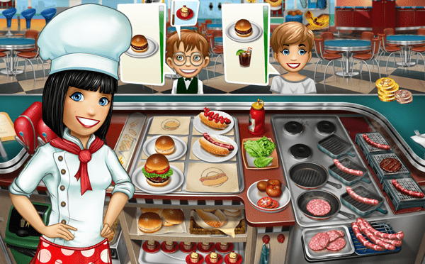 Jeux de cuisine tous les jeux sur - Des jeux de cuisine gratuit ...